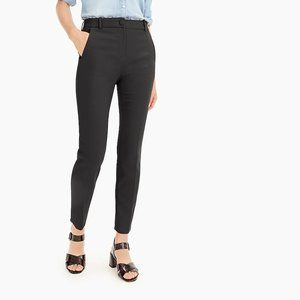 J. CREW High Rise Cameron Pants Cropped Trousers